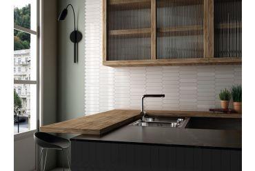 White arrow kitchen