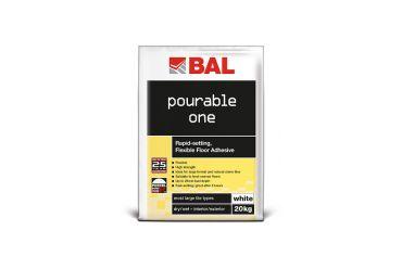 20Kg Bal Pourable One White