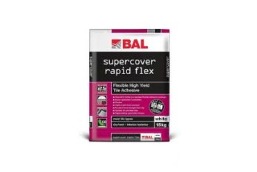 15 Kg. Bal Grey Rapid Flex Supercover