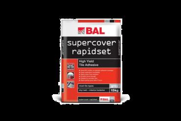 15 Kg. Bal Rapid Set Supercover