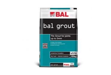BAL Wall Grout White