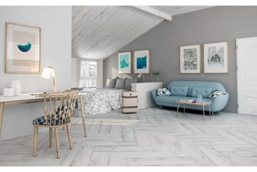 Nordic White 840mm x 218mm