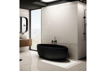 Rome Statuario Polished Bathroom